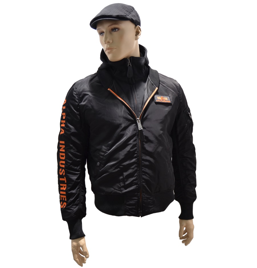 Alpha Industries MA-1 Fliegerjacke D-Tec SE