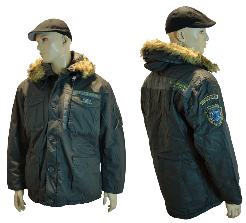 Alpha Industries Mountain Parka