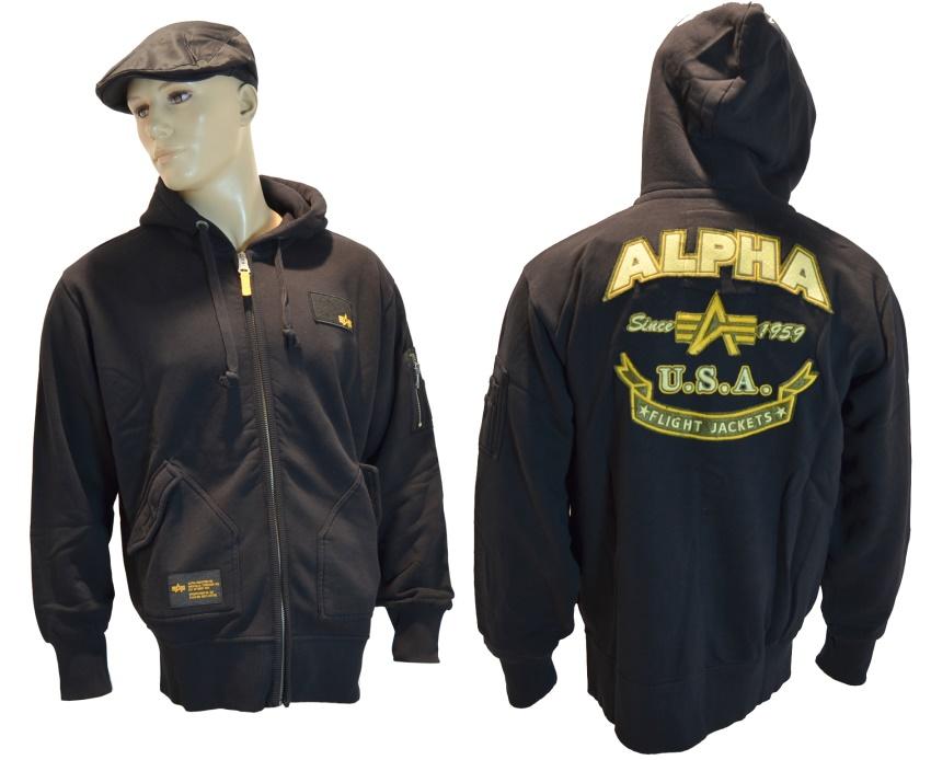 Alpha Industries Kapuzenjacke - Jacken