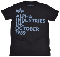 Alpha Industries T-Shirt Basic Print 21
