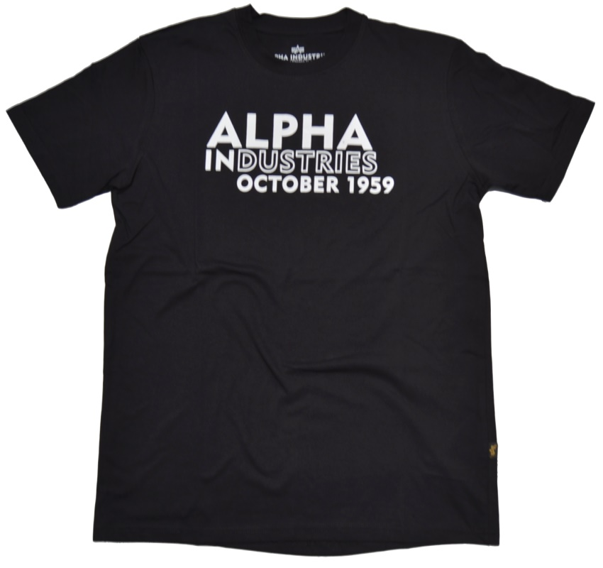 Alpha Industries T-Shirt Basic Print 23