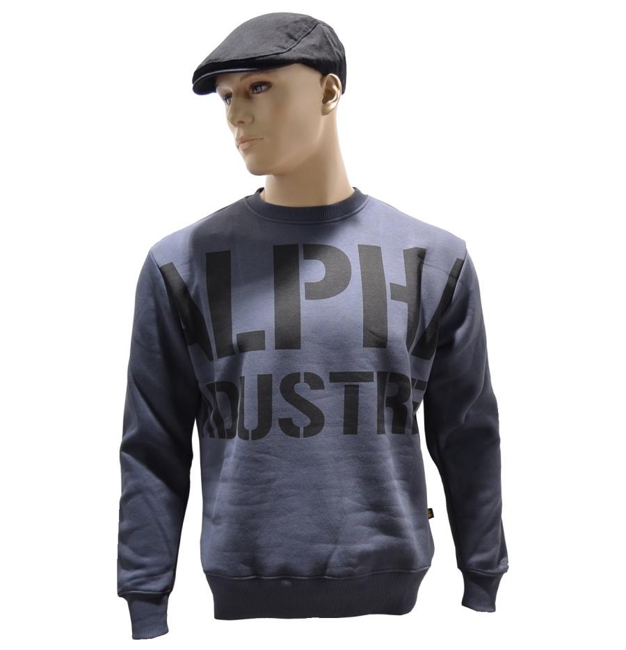 Alpha Industries Sweatshirt All Over
