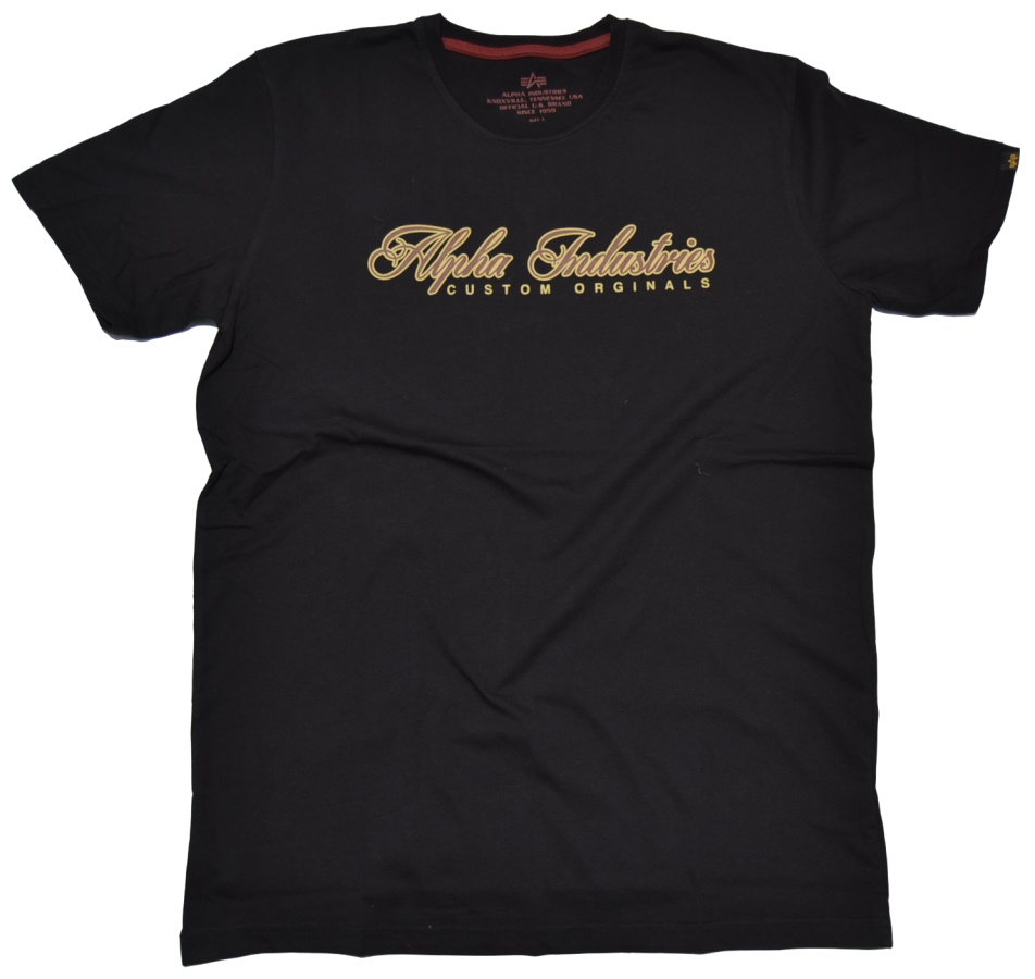 Alpha Industries T-Shirt Custom Originals