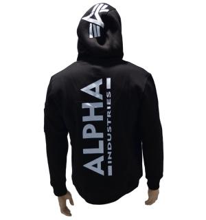 Alpha Industries Kapuzensweatshirt Back Print