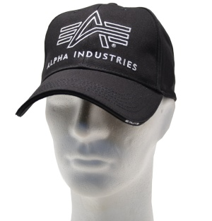 Alpha Industries Cap Logo
