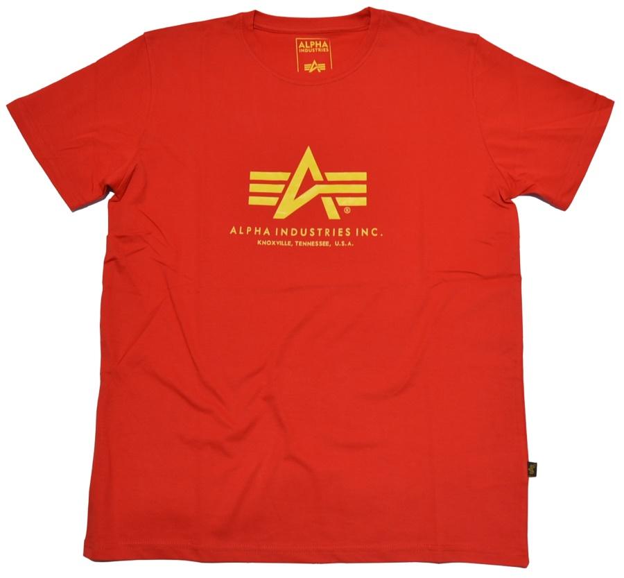 Alpha Industries T-Shirt 100501