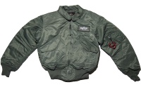 Alpha Industries CWU Fliegerjacke