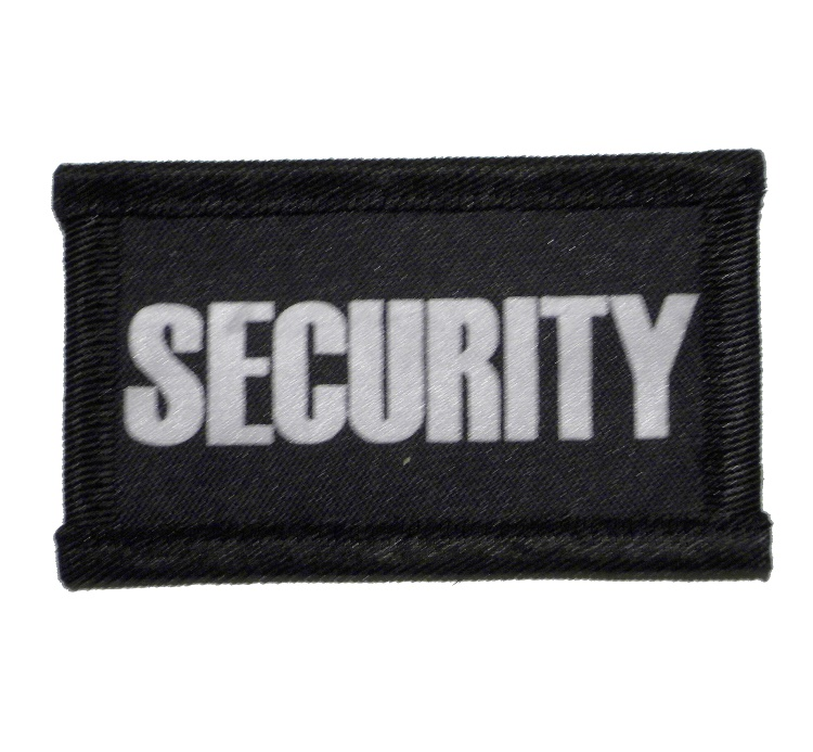 Security Klettpatch