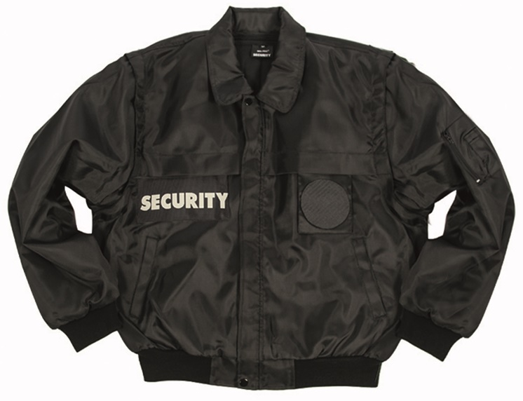 Security Jacke