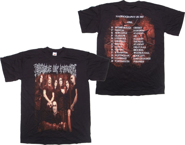 Cradle of Filth T-Shirt