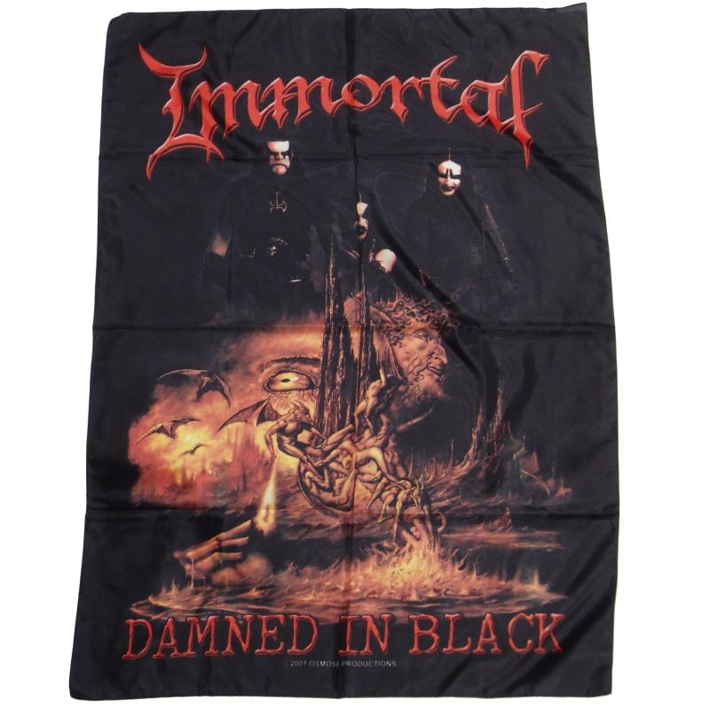 Posterfahne Immortal