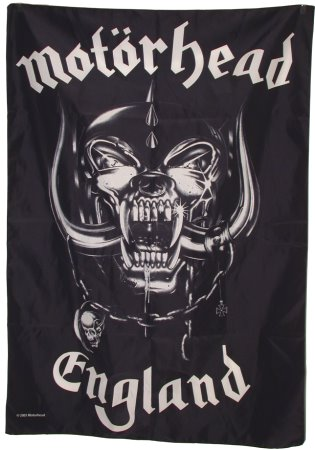 Mot�rhead Fahne