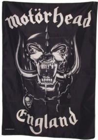 Motörhead Posterfahne