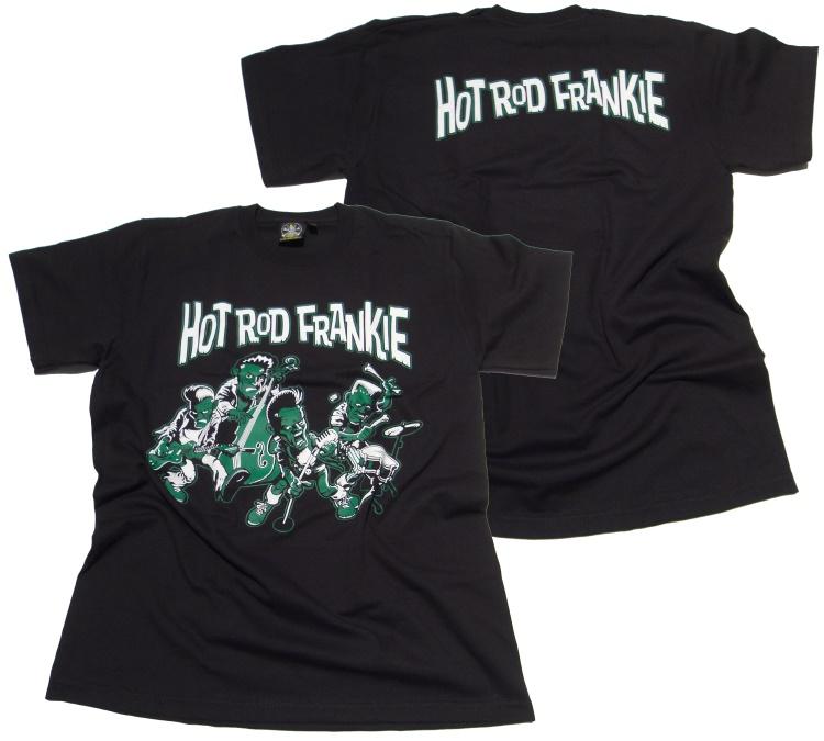 T-Shirt Hot Rod Frankie