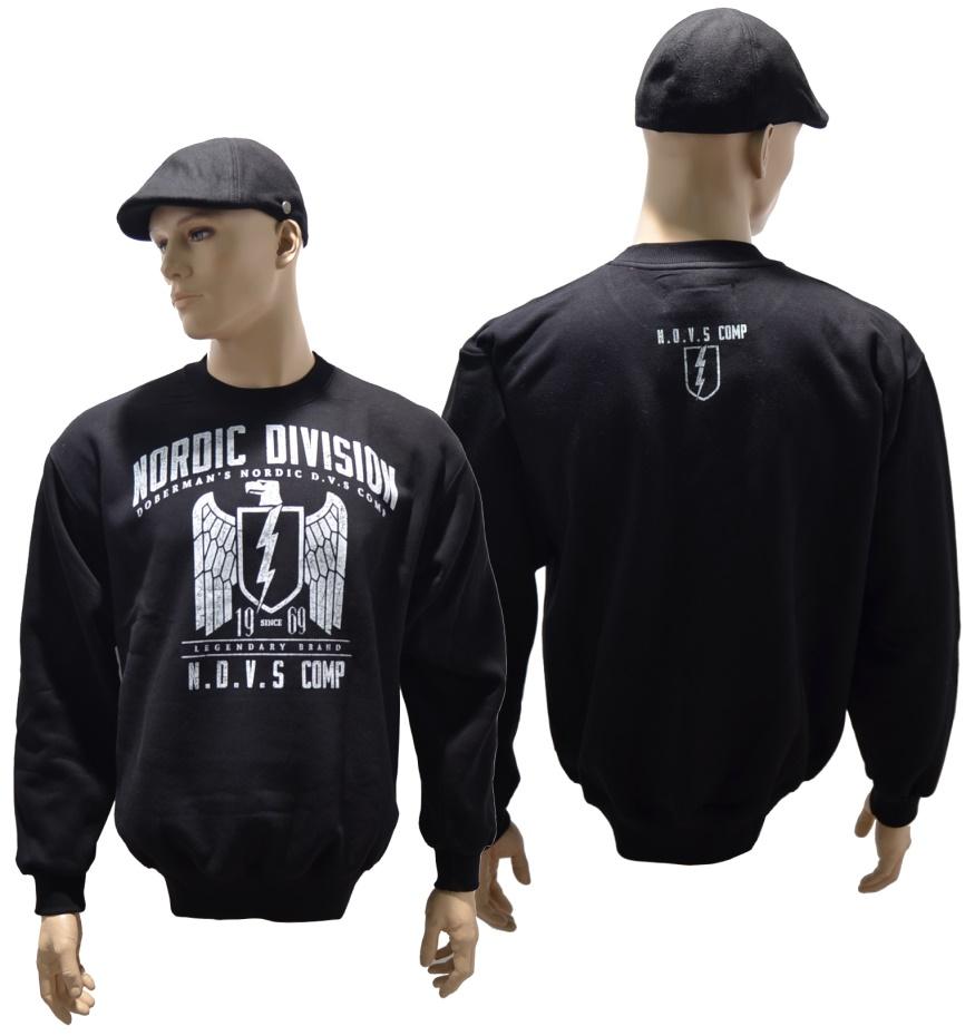 Dobermans Aggressive Sweatshirt N.D.V.S COMP