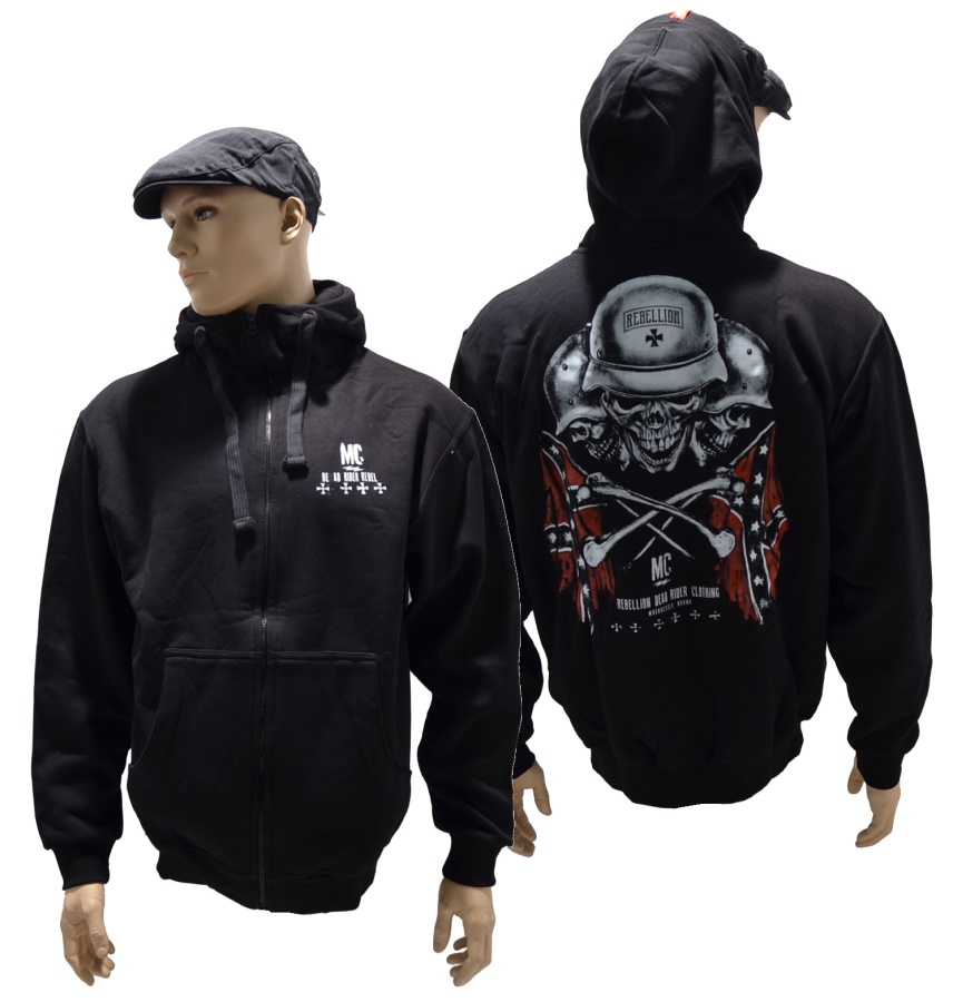Dobermans Aggressive Kapuzenjacke Rebellion MC