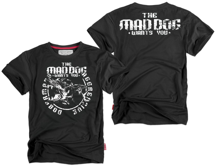 Dobermans Aggressive T-Shirt Mad Dog