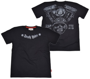 Dobermans Aggressive T-Shirt Death Rider IV