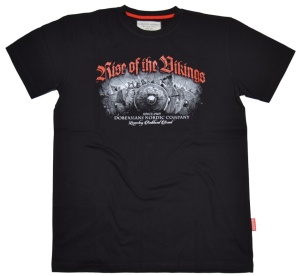 Dobermans Aggressive T-Shirt Rise of the Vikings