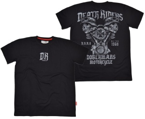 Dobermans Aggressive T-Shirt Death Riders