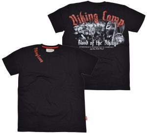 Dobermans Aggressive T-Shirt Viking Comp