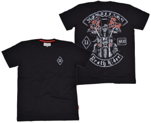 Dobermans Aggressive T-Shirt Death Rider V