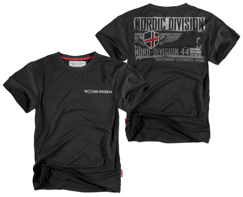 Dobermans Aggressive T-Shirt Nordic Division 2