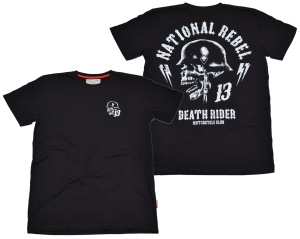 Dobermans Aggressive T-Shirt Death Rider VI