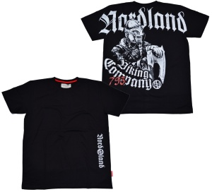 Dobermans Aggressive Viking Wear T-Shirt Nordland