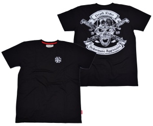 Dobermans Aggressive T-Shirt Death Rider