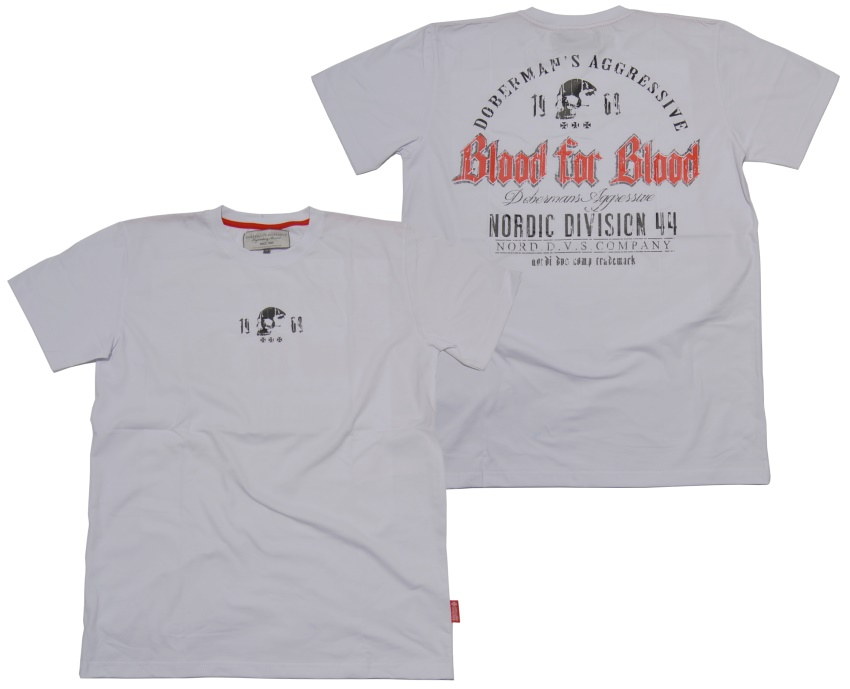 Dobermans Aggressive T-Shirt Blood For Blood