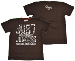 Dobermans Aggressive Urban wear T-Shirt JU.87