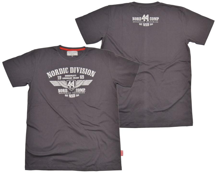 Dobermans Aggressive T-Shirt Nordic Division