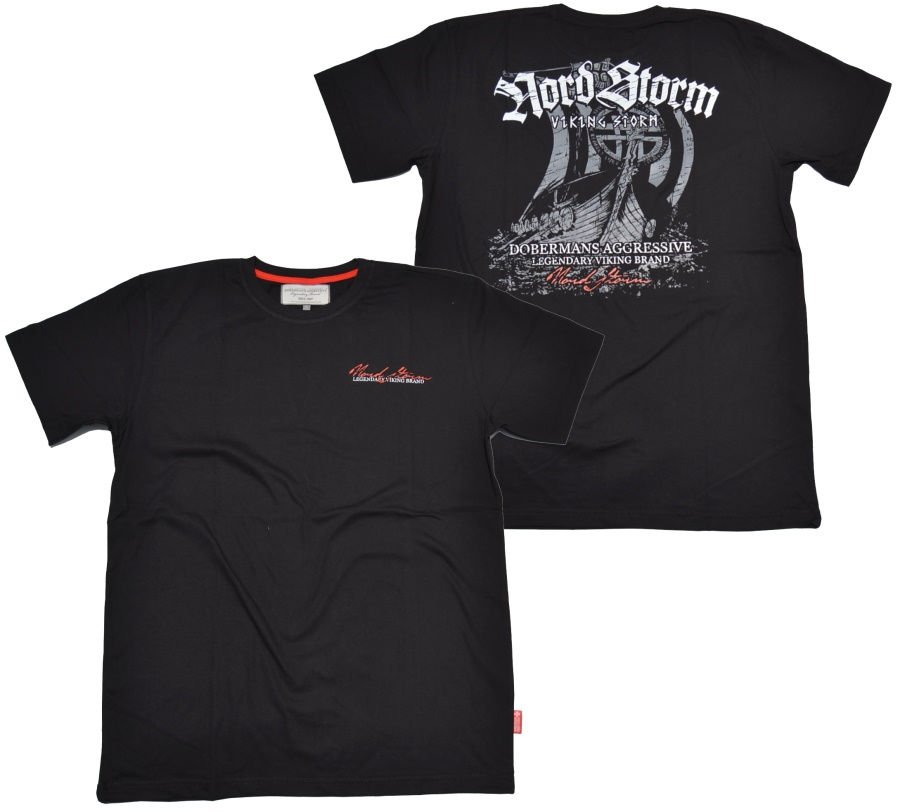 Dobermans Aggressive T-Shirt Nord Storm 6