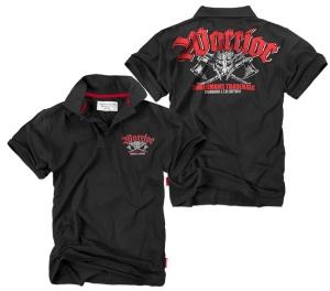 Dobermans Aggressive Streetwear Poloshirt Warrior