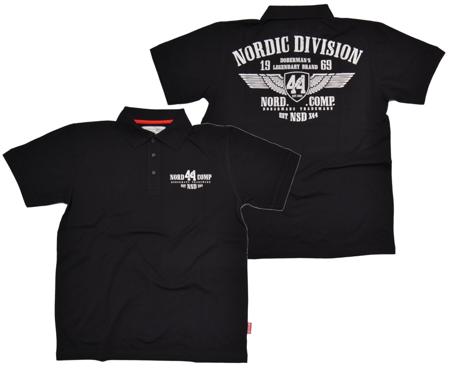 Dobermans Aggressive Polo-Shirt Nord. Comp.