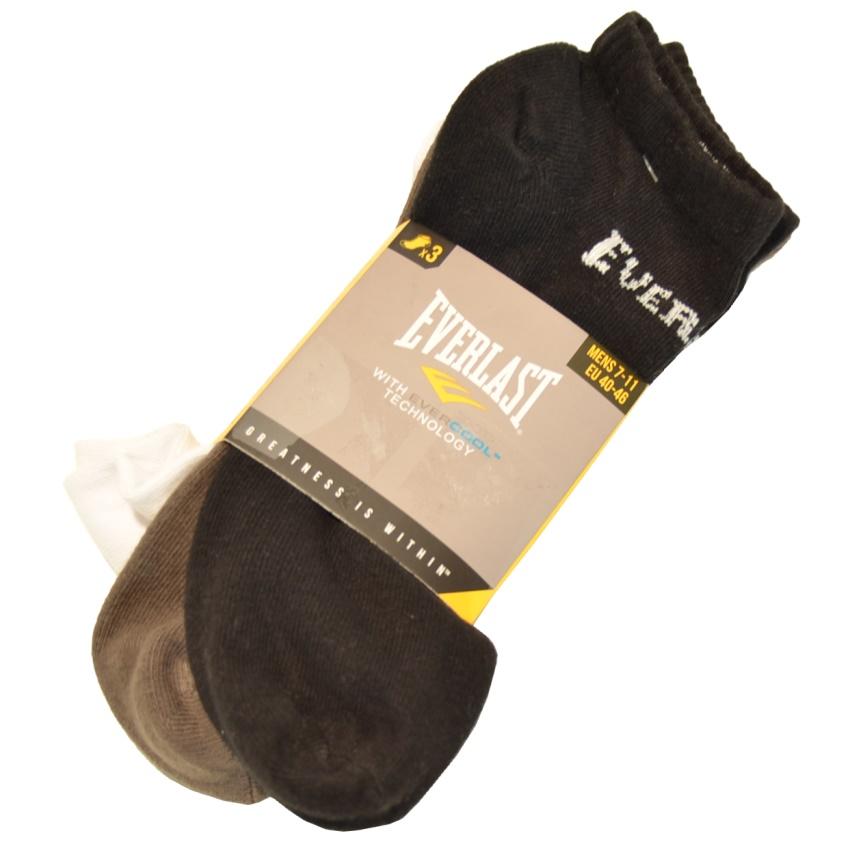 Everlast Sneaker-Socken 3-er Pack