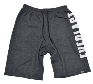 Everlast Joggingshort Sweatshort in dunkelgrau