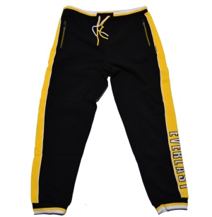 Everlast Jogginghose zweifarbig 48601403 in schwarz/gelb