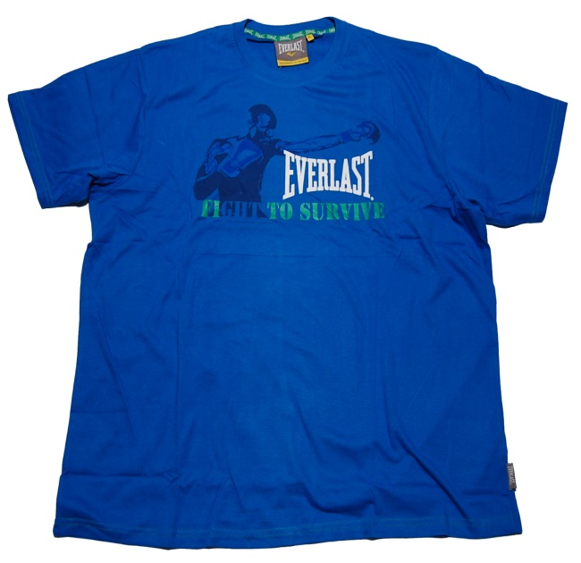 Everlast T-Shirt Slogan