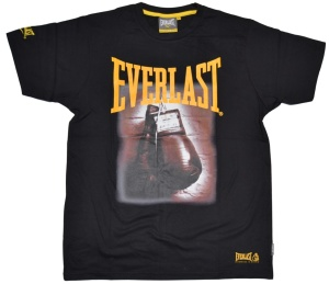 Everlast T-Shirt Photo Print Boxhandschuhe