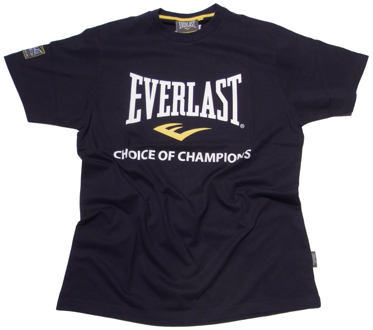 Everlast T-Shirt choice of champions
