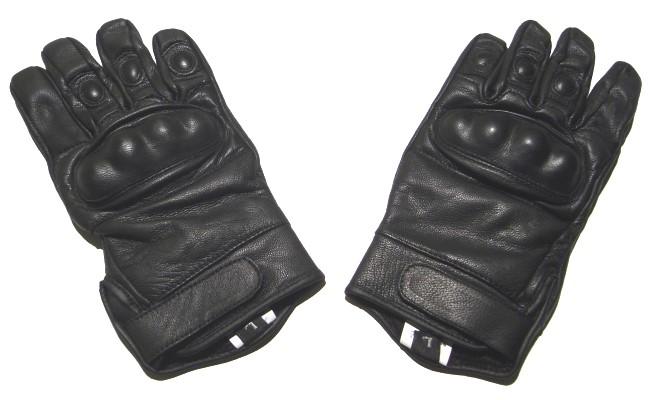 Handschuh TACTICAL mit Handrückenschutz