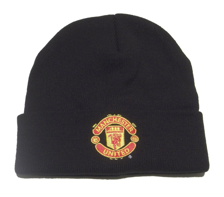 Strickm�tze Beanie Manchester United