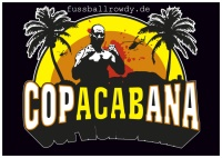 Aufkleber COPACABANA 10er Pack