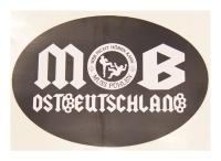 Aufkleber Mob Ostdeutschland
