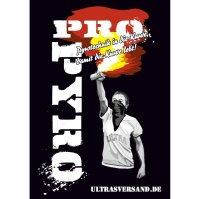 Aufkleber Pro Pyro