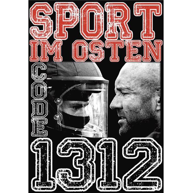 Aufkleber Sport im Osten Code 1312 - 10St�ck