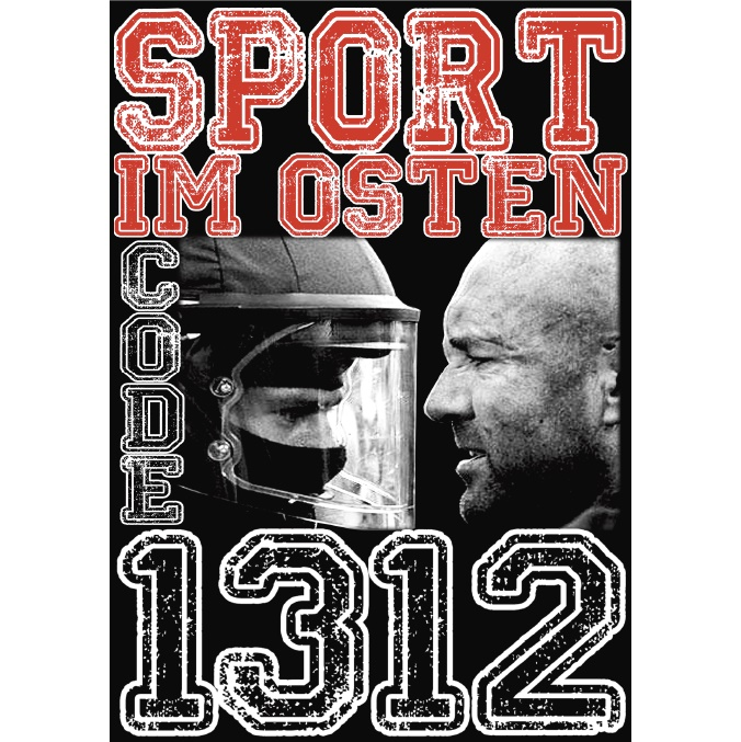 Aufkleber Sport im Osten Code 1312 - 10Stück