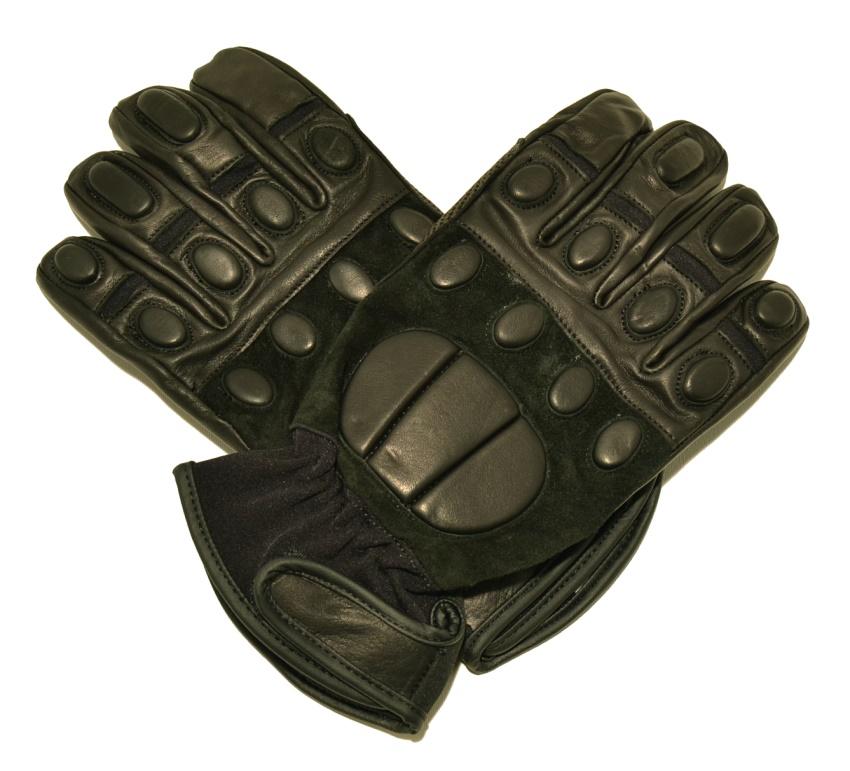 Fingerhandschuhe - Commando Police Gloves
